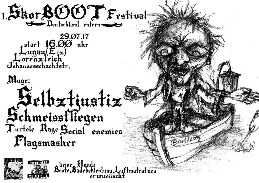 1. SkorBOOT-Festival